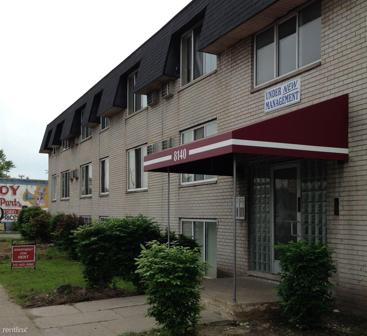 Complex Apartment For Rent: 4661 Outer Dr E, Detroit, MI 48234