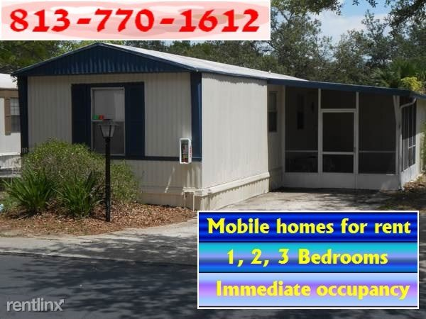 6817 N Habana Ave 47 Tampa FL 33614 2 Bedroom House For Rent For 725 Mont