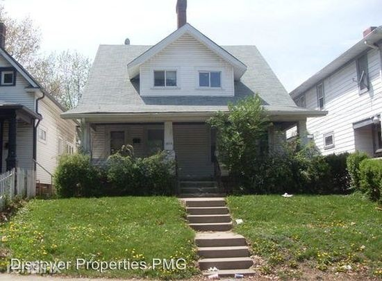 1312 N Oxford St Indianapolis In 46201 2 Bedroom Apartment For Rent For 525 Month Zumper