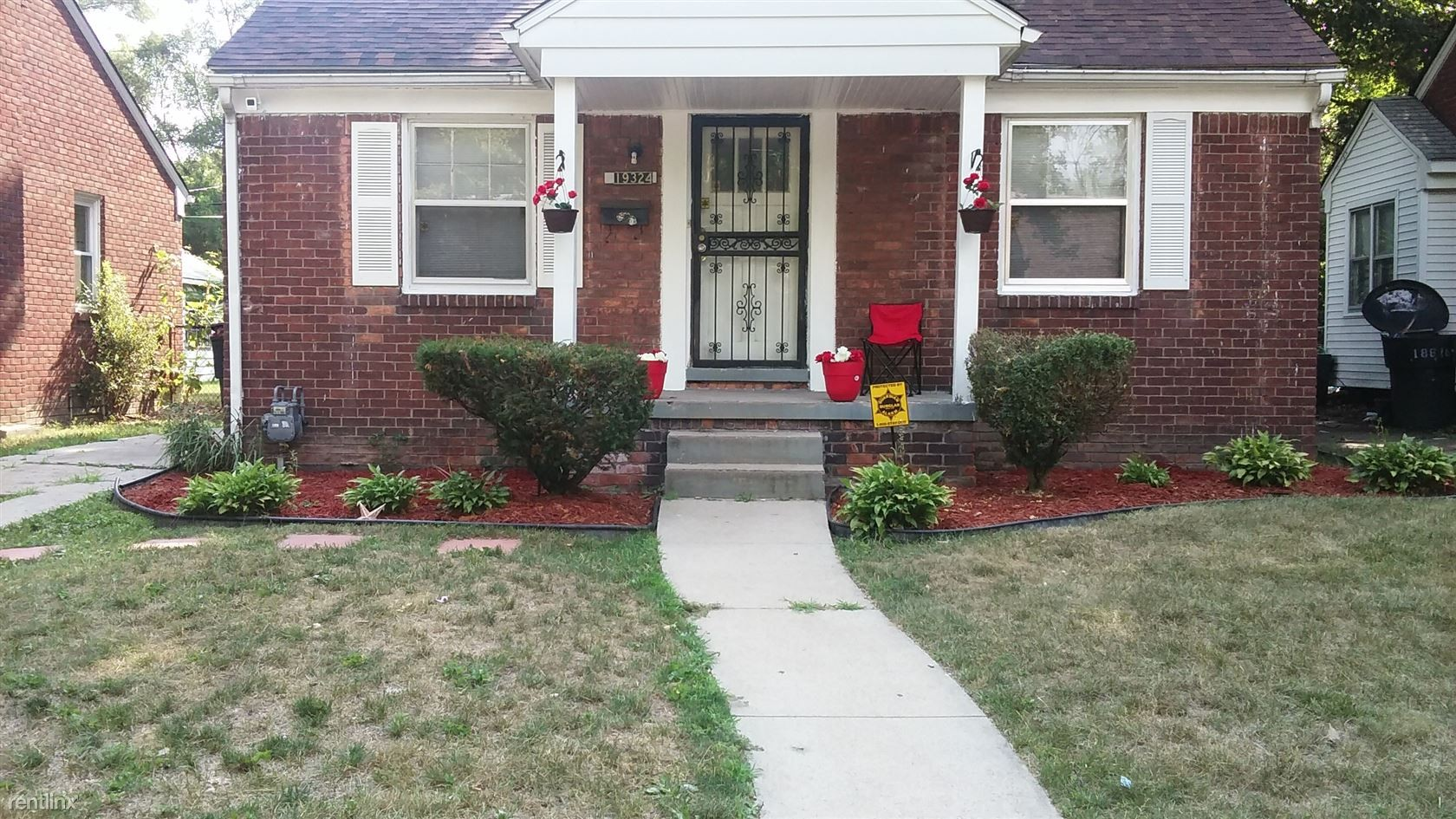 19324 Avon Ave Detroit Mi 48219 2 Bedroom House For Rent