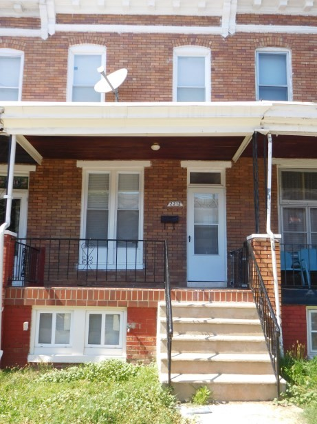 2212 penrose ave baltimore md 21223 3 bedroom apartment for rent for