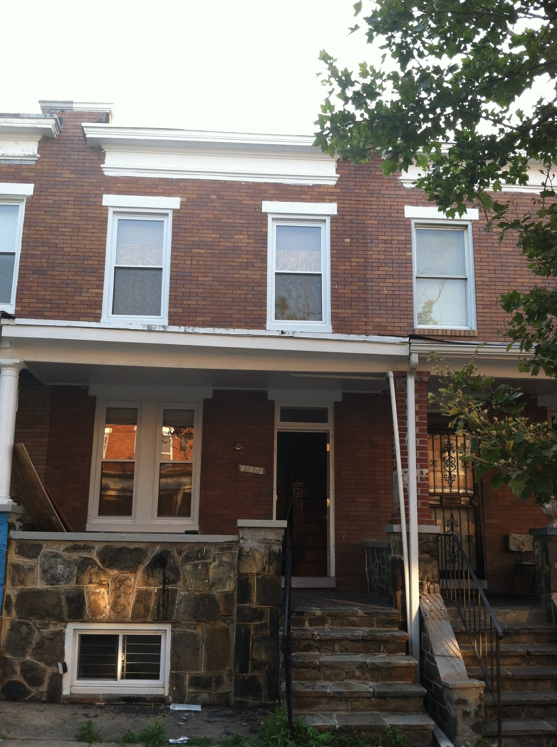 509 n belnord ave baltimore md 21205 3 bedroom 21209 | full