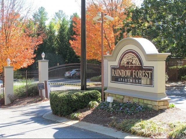 Rainbow Forest Apartments