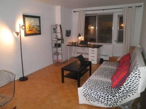 Studio Apartment Montreal 3460 rue durocher, montréal, qc h2x 2e3 - studio apartment for
