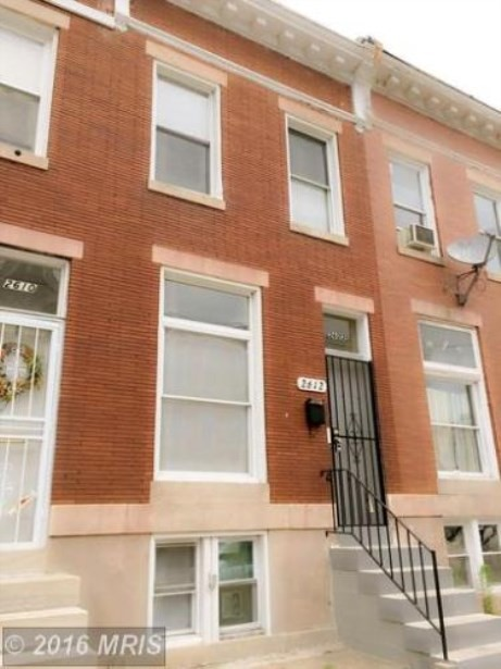 1205 n curley st baltimore md 21213 3 bedroom apartment for rent