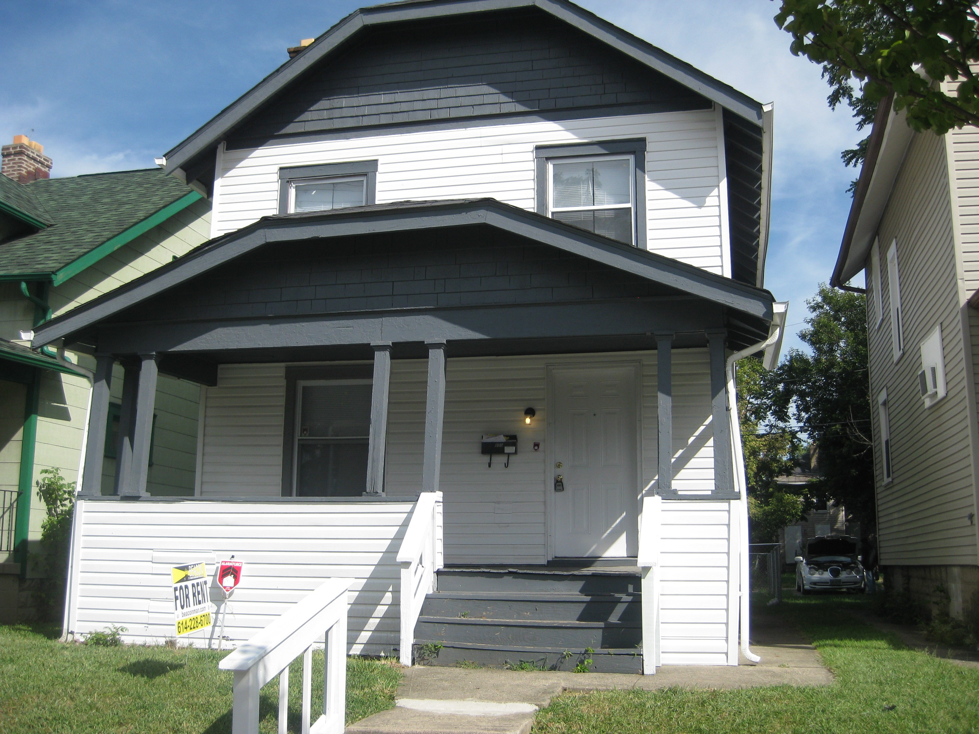 850 E Whittier St Columbus OH 43206 3 Bedroom Apartment For Rent For 700 M