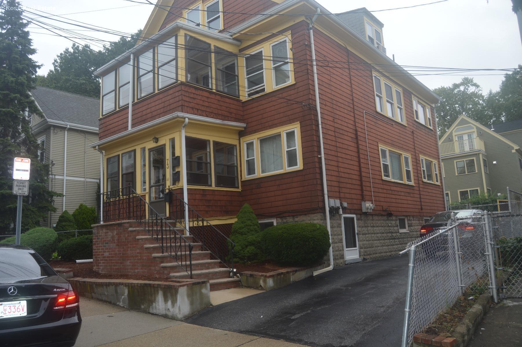 Dimick St 1 Somerville Ma 02143 1 Bedroom Apartment For Rent Padmapper