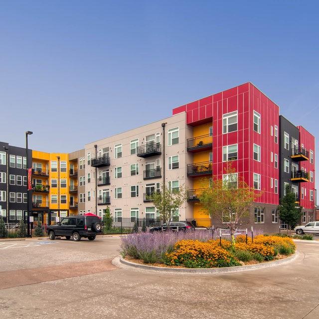 Block 32 At Rino, Denver