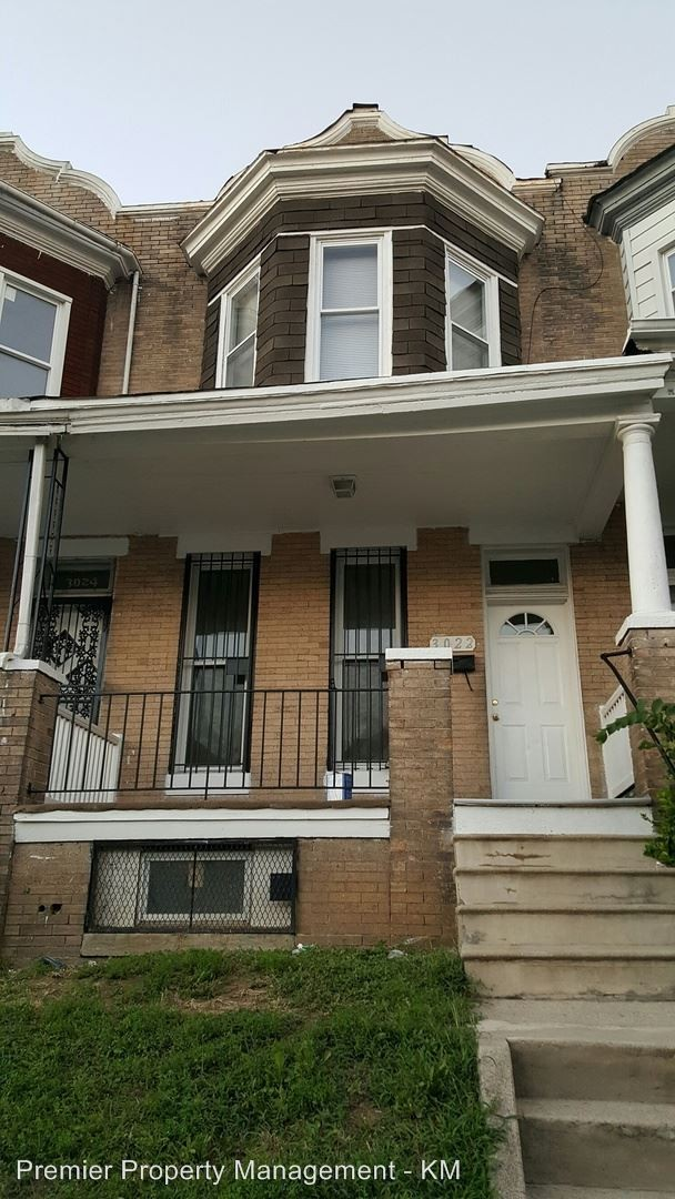 3022 brighton st baltimore md 21216 3 bedroom house for rent for