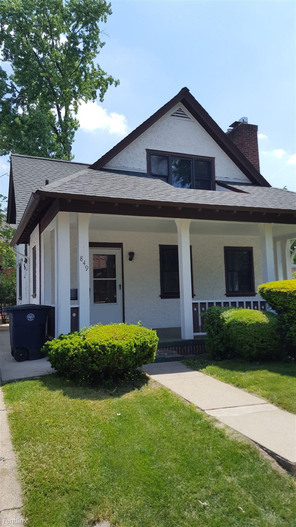 849 E University Ave Ann Arbor Mi 48104 6 Bedroom