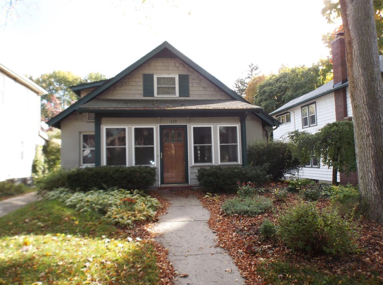 429 Crest Ave Ann Arbor Mi 48103 3 Bedroom Apartment For