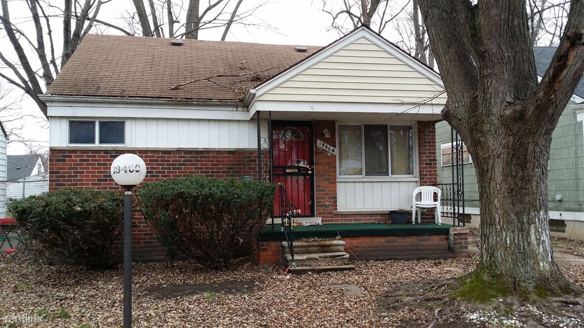 19460 Burgess Detroit Mi 48219 3 Bedroom House For Rent For 750 Month Zumper