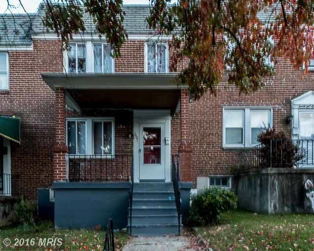 2407 keyworth ave baltimore md 21215 3 bedroom house for rent for 1 250 month zumper