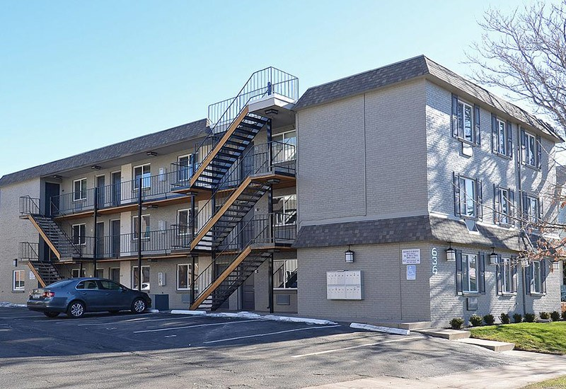 636 Pearl St 205b Denver Co 80203 1 Bedroom Apartment For Rent Padmapper
