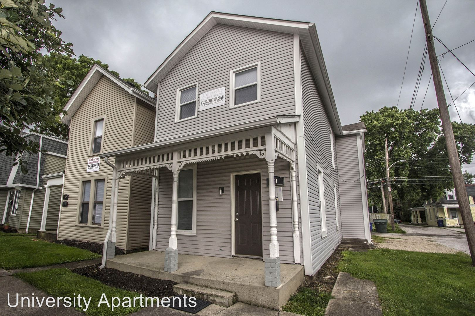 71 Mcmillen Ave Columbus Oh 43201 3 Bedroom House For