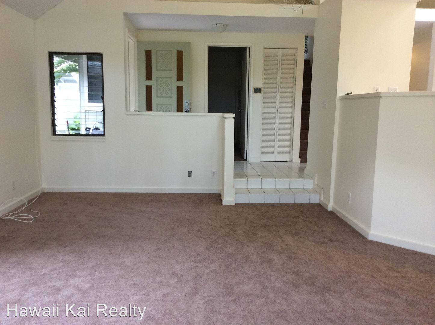 356 Kuanalu Pl Honolulu Hi 96825 3 Bedroom Apartment For Rent Padmapper