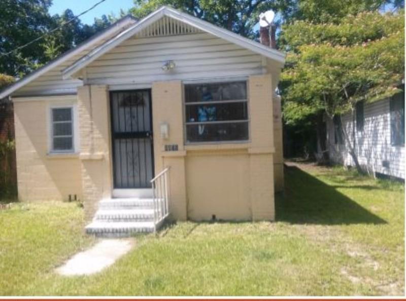 2035 W 12th St Jacksonville Fl 32209 3 Bedroom Apartment For Rent Padmapper