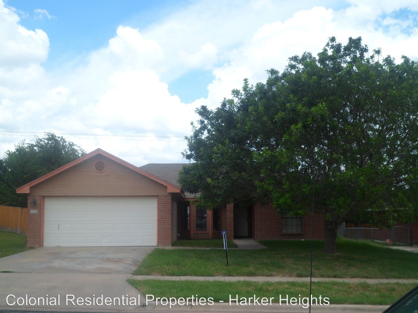 5109 shawn dr killeen tx 76542 3 bedroom house for rent