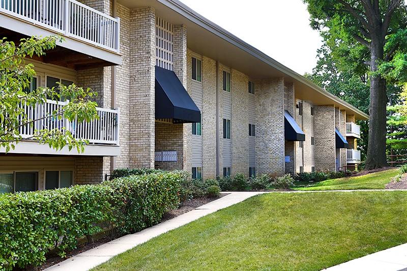 Hilltop Apartment