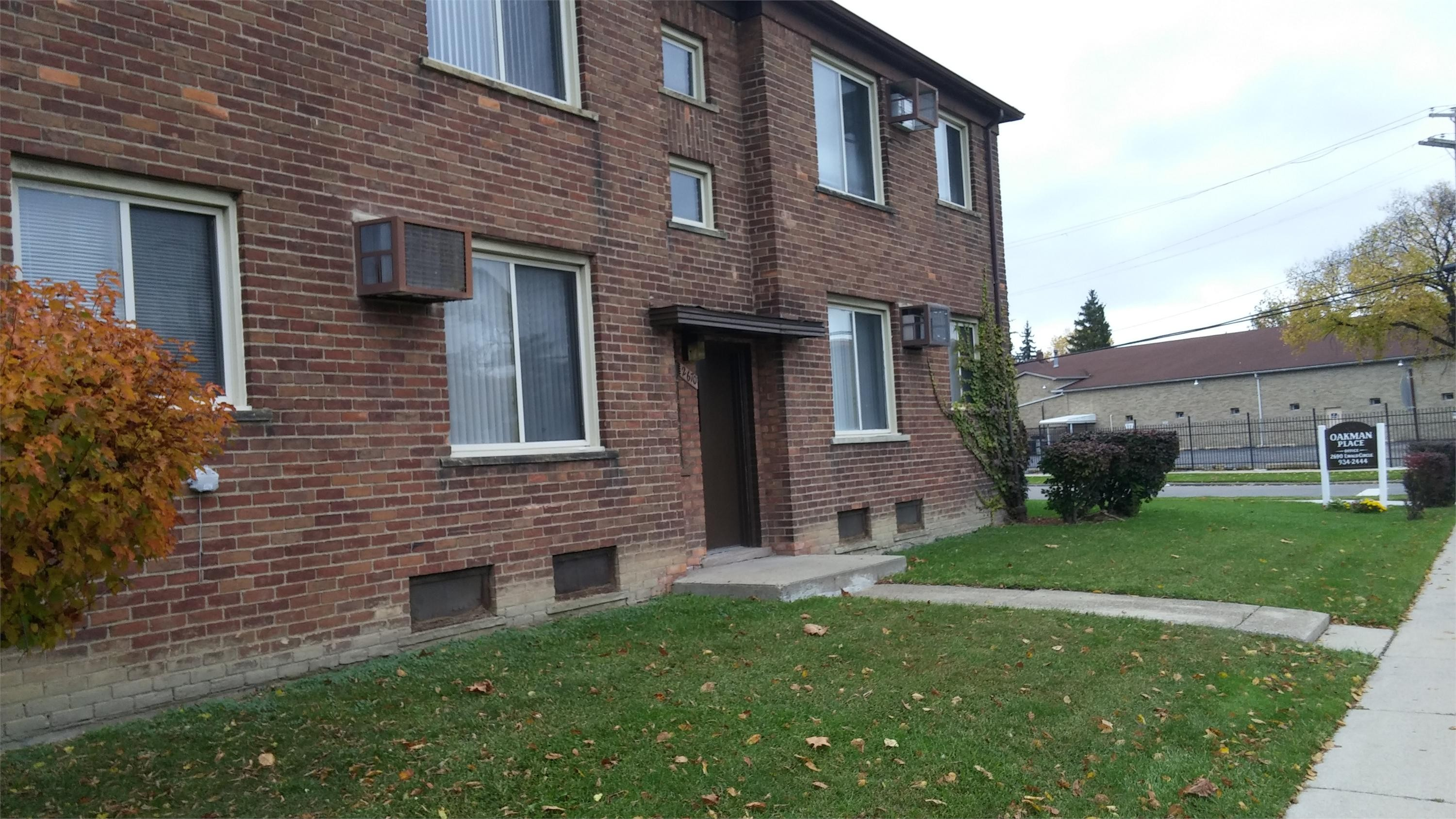 2670 Ewald Cir 40 Detroit Mi 48238 1 Bedroom Apartment For Rent Padmapper