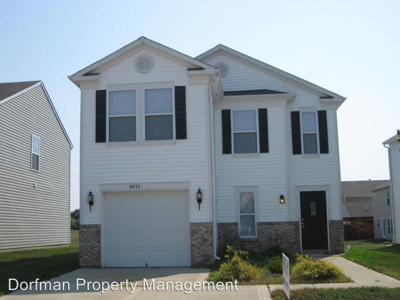 8833 hosta way indianapolis in 46113 3 bedroom house for - 3 bedroom apartments downtown indianapolis ...
