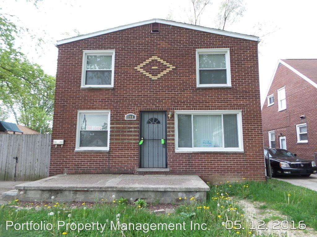 25812 Pineview Ave Warren Mi 48091 3 Bedroom Apartment
