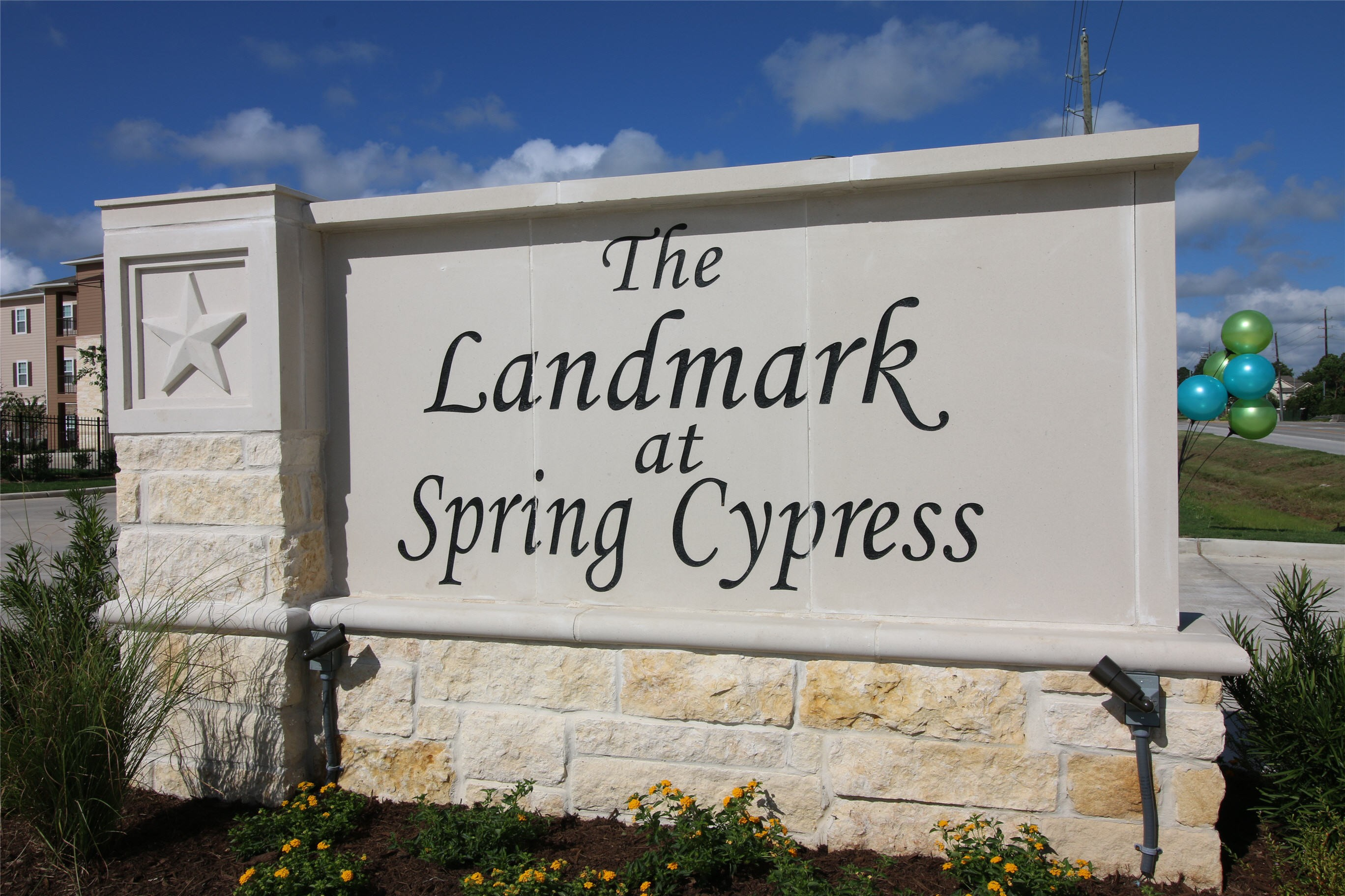Landmark at Spring Cypress