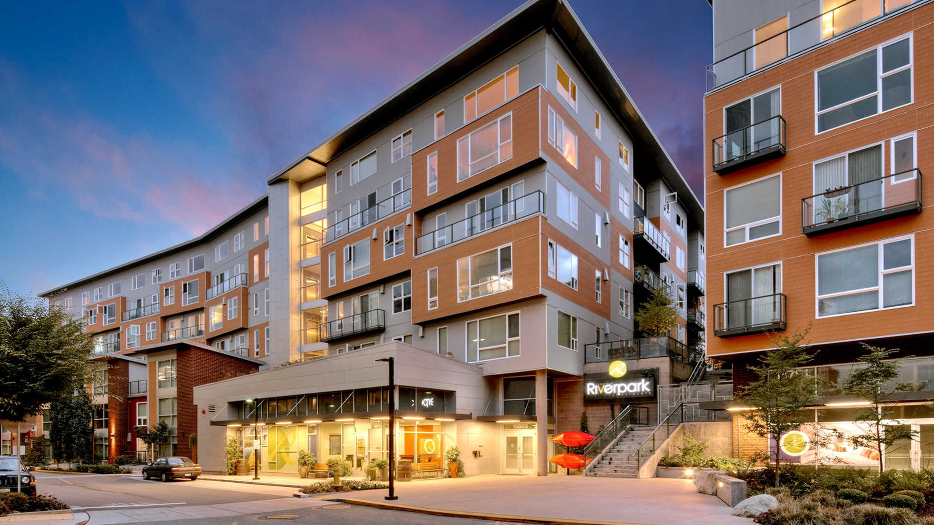 Shadowbrook Apartments for Rent 8500 148th Ave NE Redmond WA