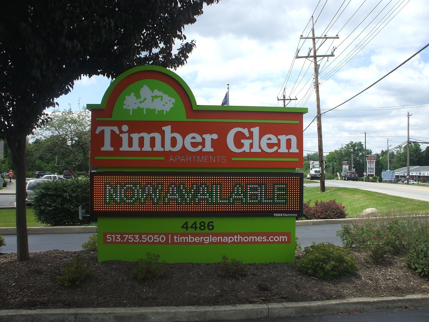 Timber Glen Apartments
