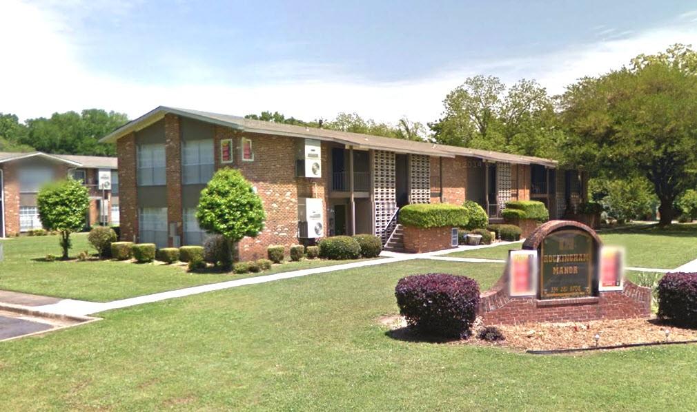 Rockingham Manor Apartments for Rent - 3453 E Audubon Rd, Montgomery ...