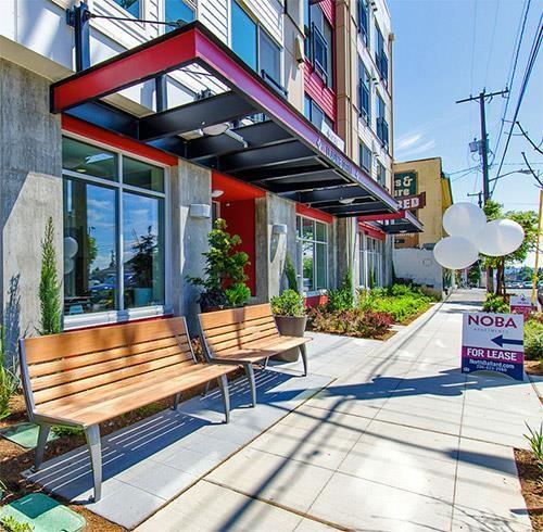 Noba Apartments, Seattle
