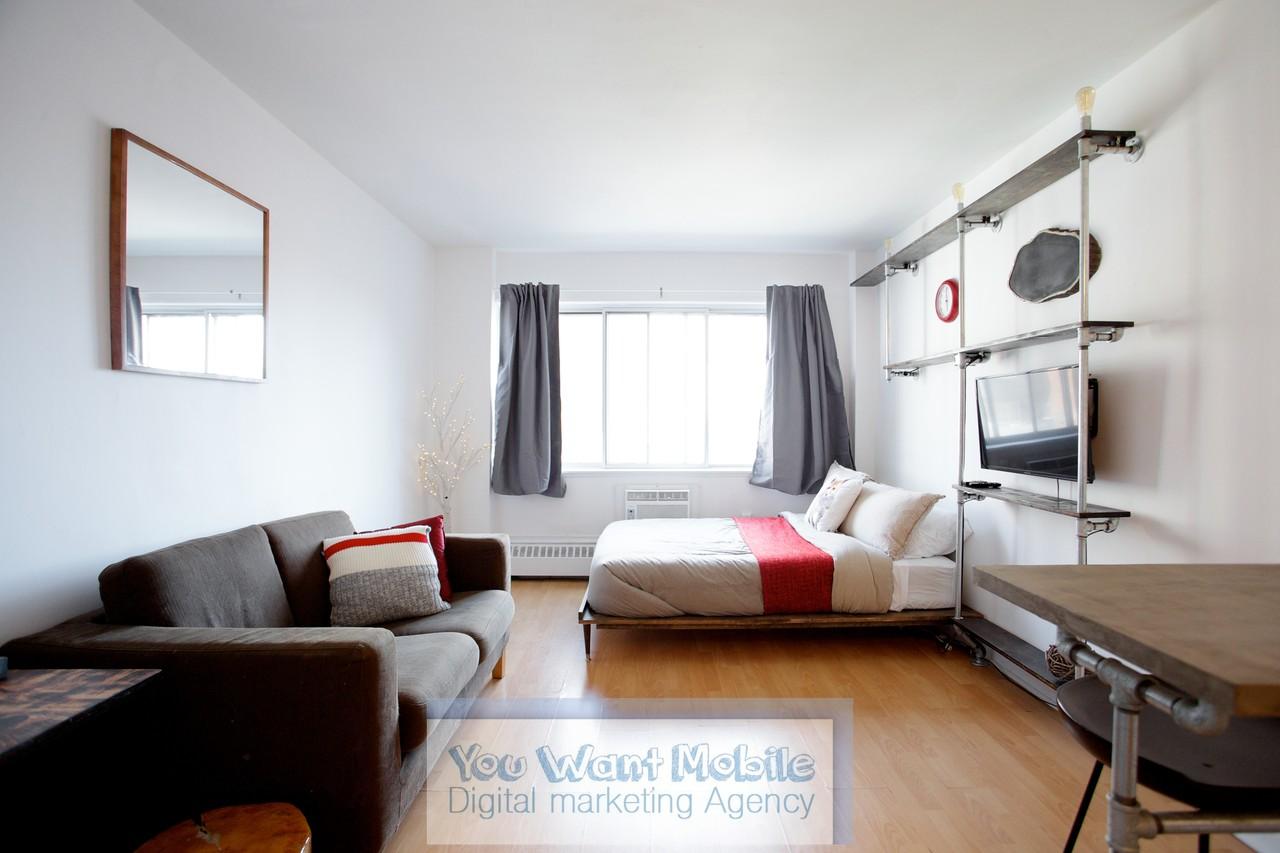 Studio Apartment Montreal 3455 rue durocher #505, montréal, qc h2x 2c9 - studio apartment