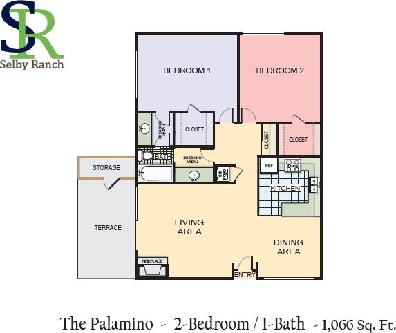 Selby Ranch Apartment Homes, Sacramento