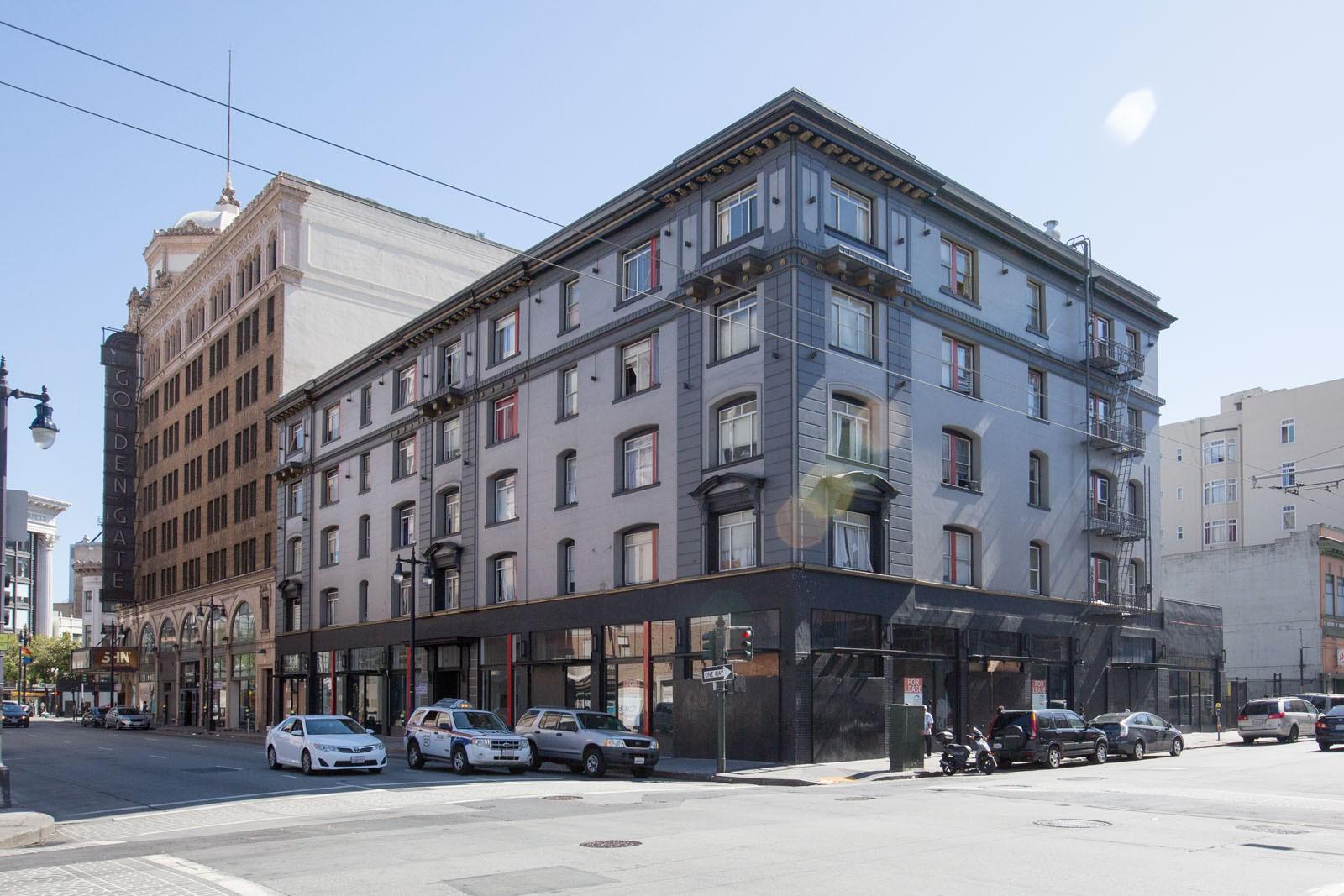 57 TAYLOR  Apartments