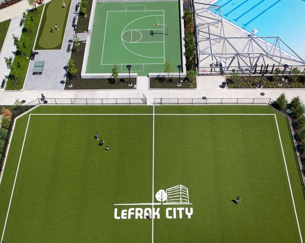 LeFrak City - Rome