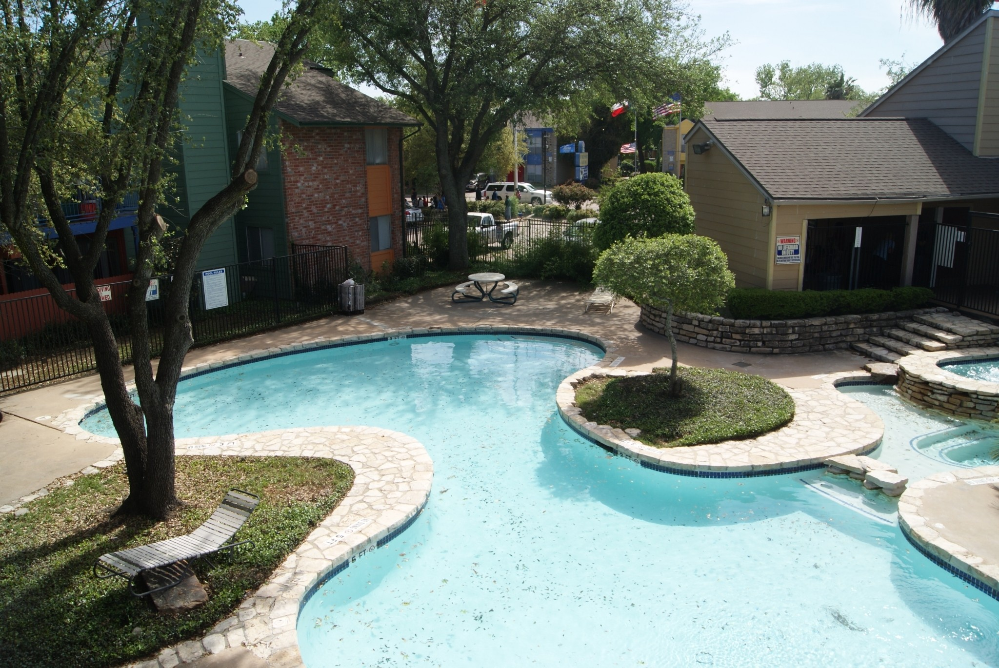Summer Creek Apartments for Rent 9220 Clarewood Drive Houston