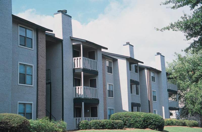 The Grandstand Apartments
