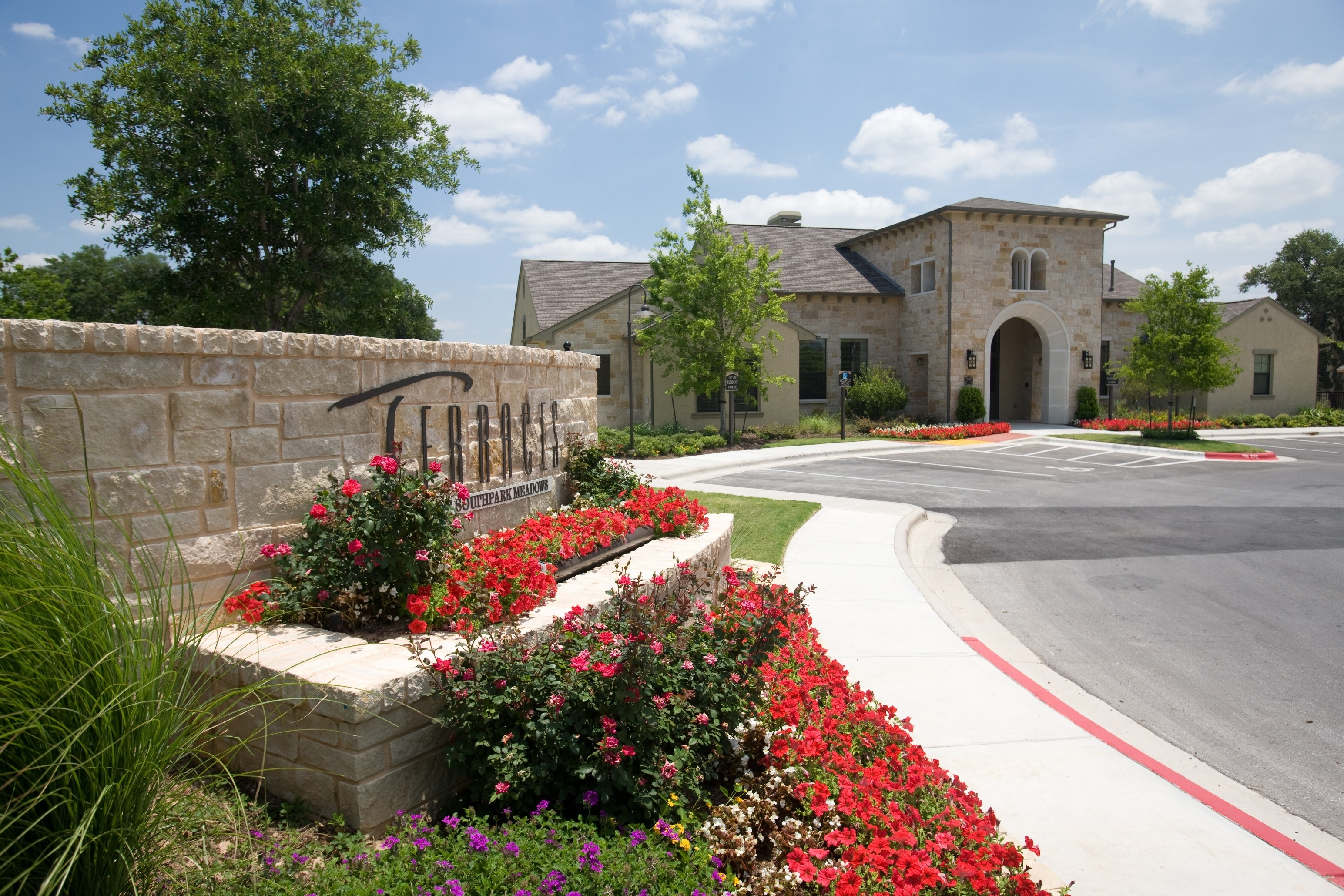 Terraces At Southpark Meadows
