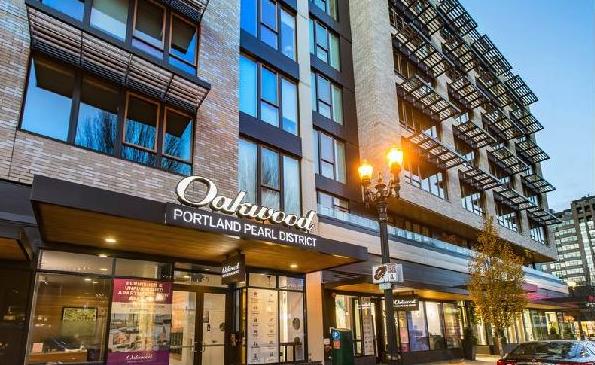 Oakwood Portland Pearl District