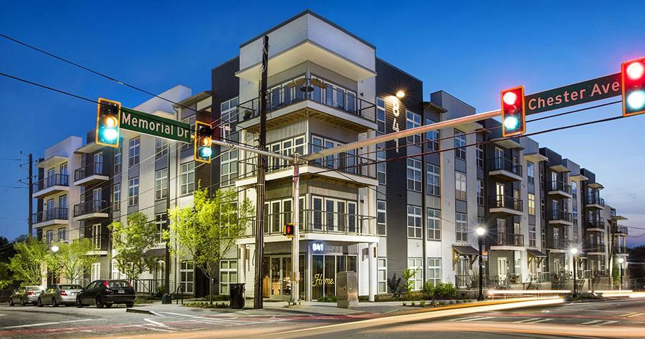 841 Memorial Apartments