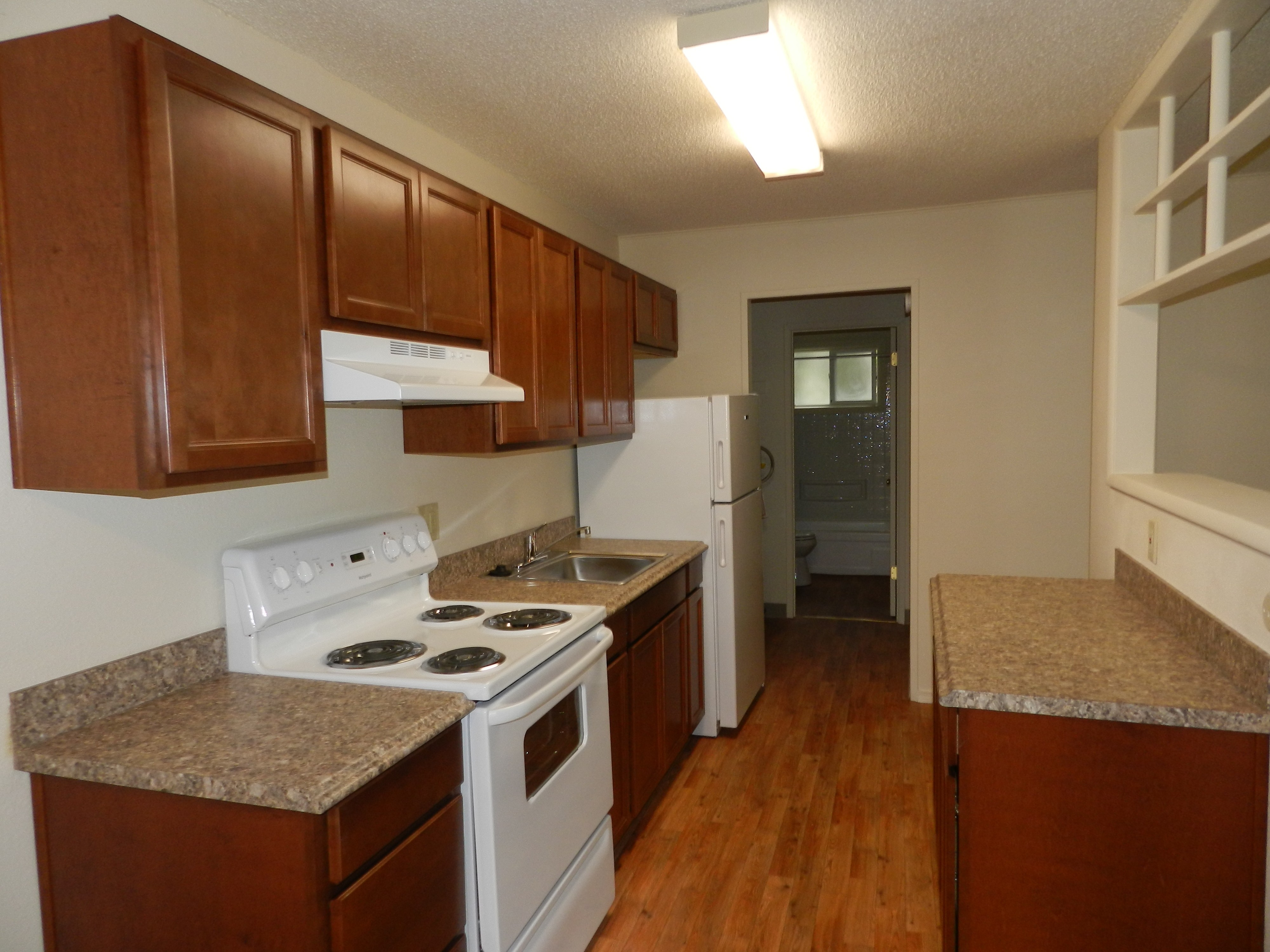 Raleigh Firs Apartments for Rent 6239 SW Beaverton Hillsdale Hwy