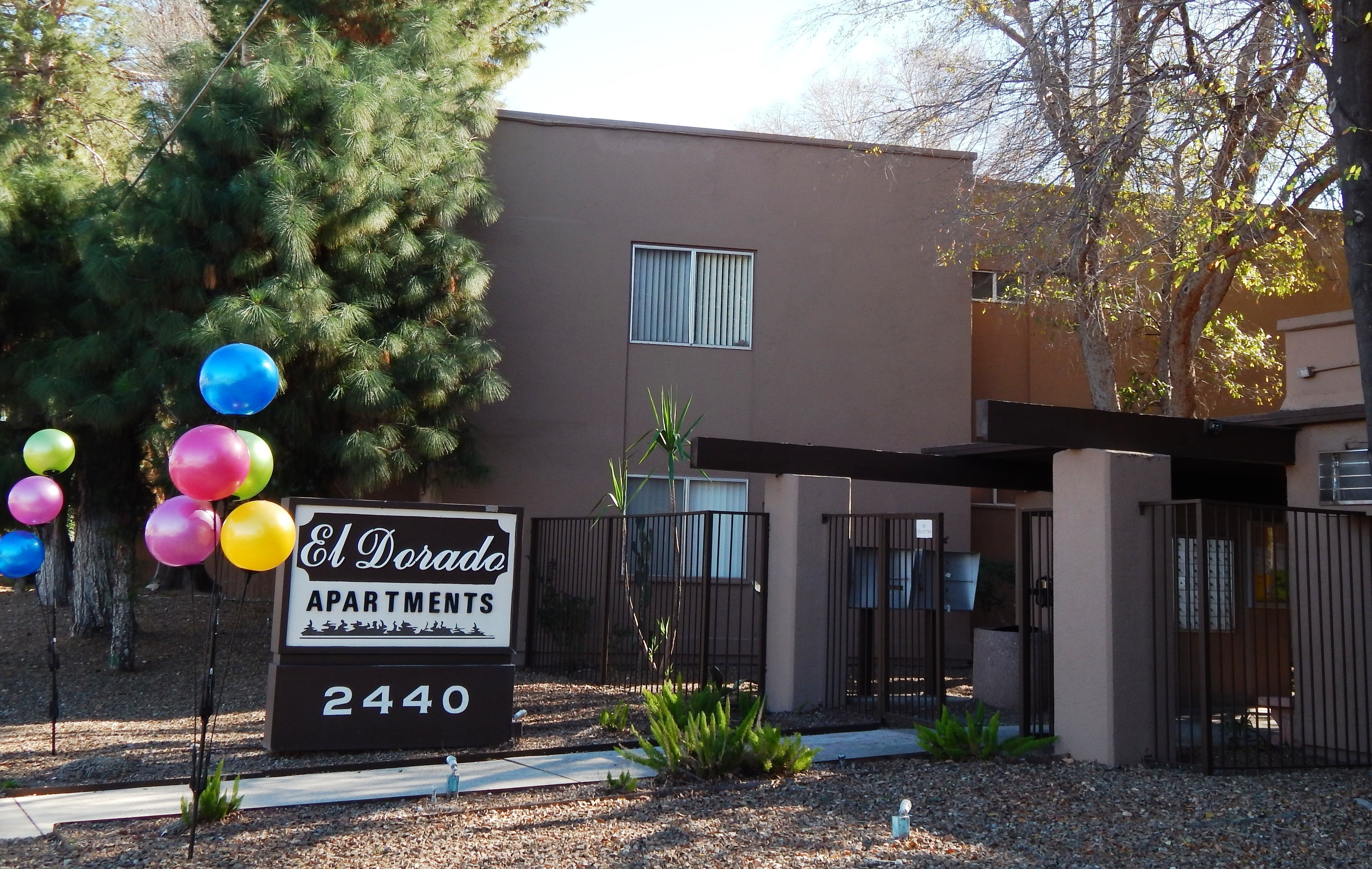El Dorado Apts Apartments for Rent 2440 E Glenn St Tucson AZ