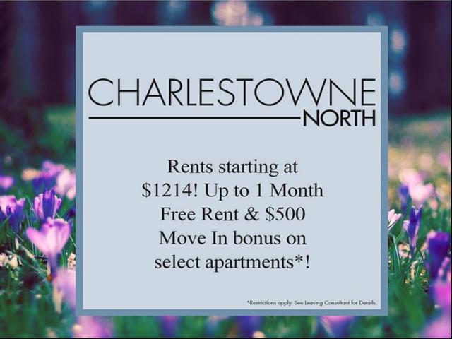 Charlestowne North