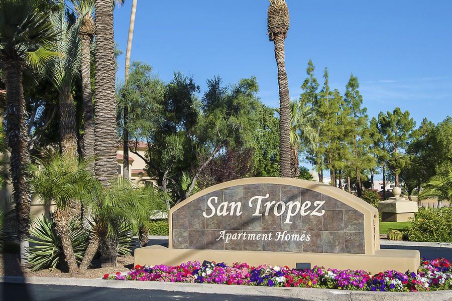 San Tropez for rent