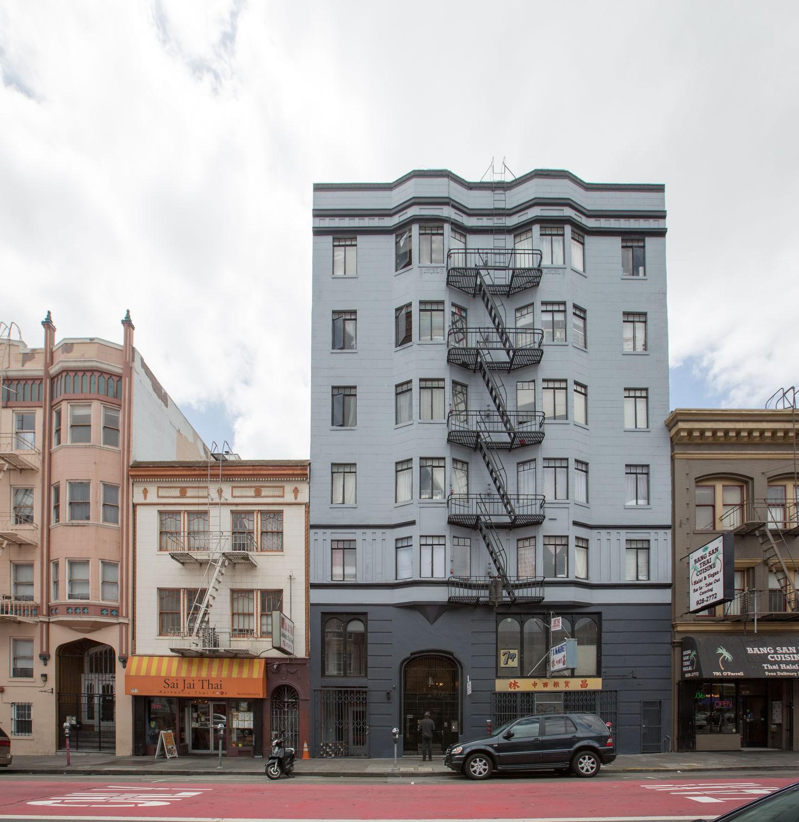 781 O'FARRELL Apartments