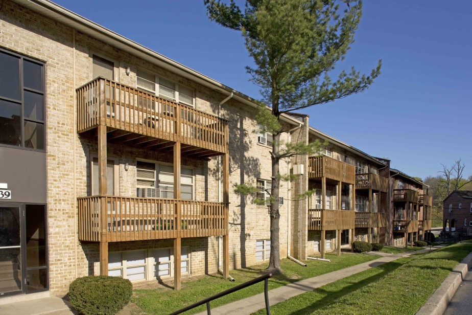 Gwynn Crest Apartments