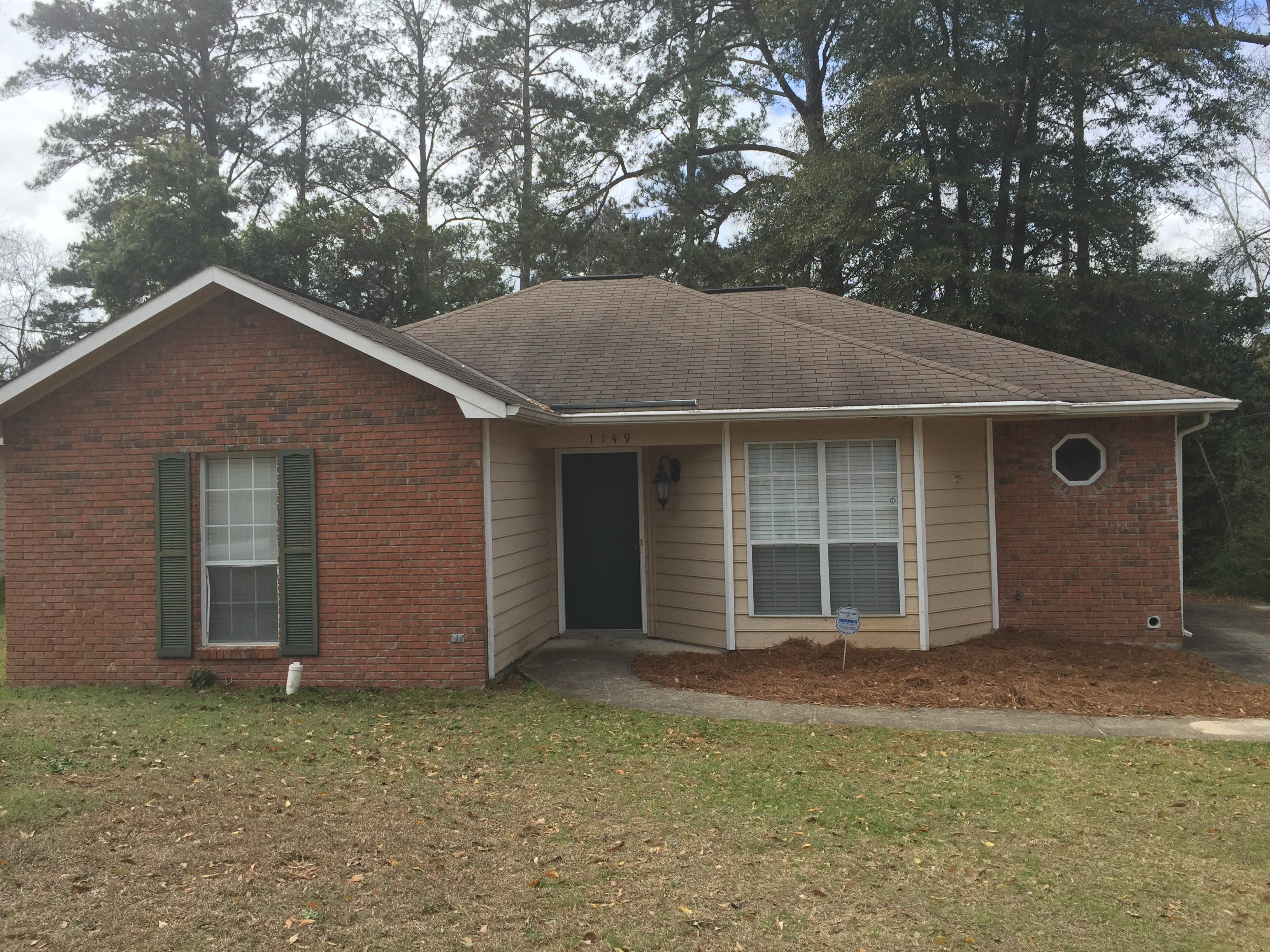 1149 bismark dr columbus ga 31907 3 bedroom apartment for rent for