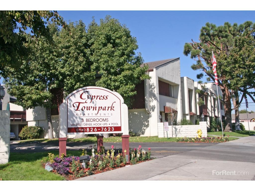 Cypress Town Park Apartments For Rent 9951 Holder St