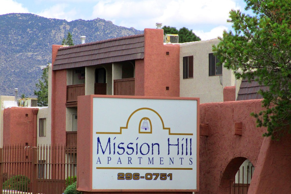 Mission Hill Apartments