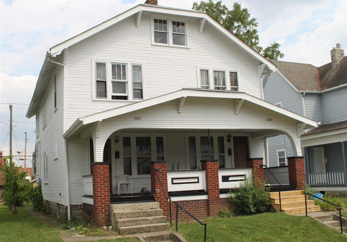 707 Seymour Ave Columbus OH 3 Bedroom Apartment